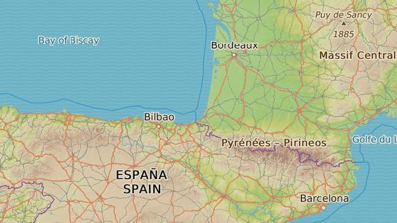 Španělská Pamplona
