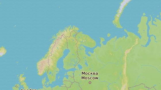 Norský Svanhovd se nachází nedaleko od ruských hranic