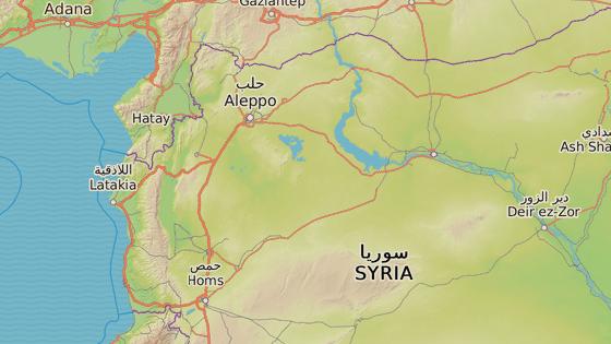 Idlíb, Sýrie