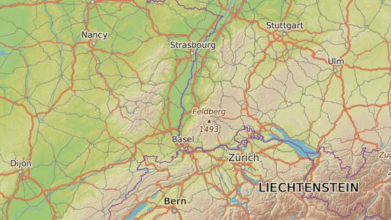 Vražda se odehrála v německém Freiburgu