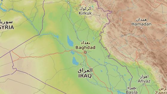 Fallúdža. Irák
