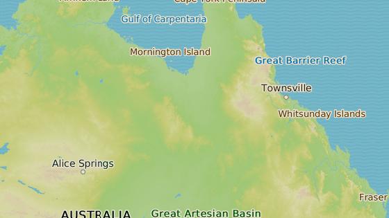 Vražda se odehrála ve městě Cairns na severovýchodě austrálie