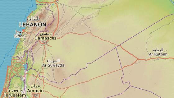 Američané udeřili na trojmezí Sýrie, Iráku a Jordánska