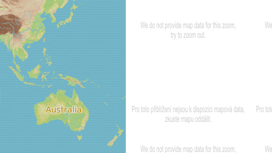 Republika Kiribati v Tichém oceánu