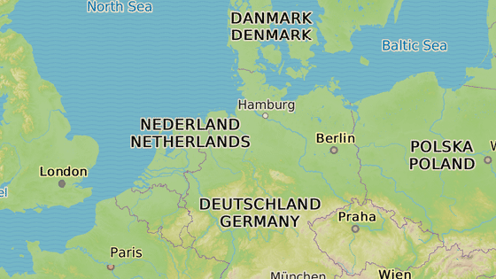 Incidenty s klauny se zatím odehrály v těchto německých městech: Rostock (červená), Essen (modrá), Dortmund (šedá), Greifswald (hnědá), Bochum (azurová), Gelsenkirchen (zelená), Wesel (růžová), Lipsko (oranžová), Stendal (tyrkysová), Riesa (černá), Sylt (stříbrná) a Salzwedel (červená s plamínkem - pachatel v masce klauna tam zapálil auta).