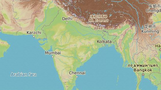 Město Phalodi se nachází na severozápadě Indie