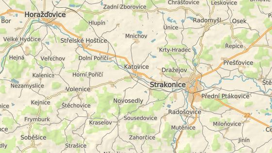 Tragická nehoda se stala na silnici mezi Horažďovicemi a Strakonicemi.