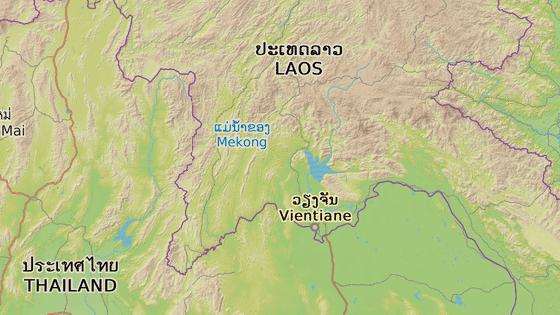 Somvang Nammavong pochází z vesnice Hin Tit severně od hlavního města Vientiane.