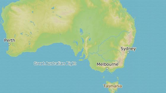 Přístav Port Augusta na jihu Austrálie