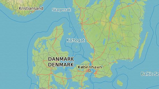 Útok se odehrál ve městě Göteborg