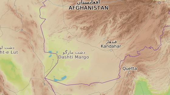 Laškargáh, Afghánistán