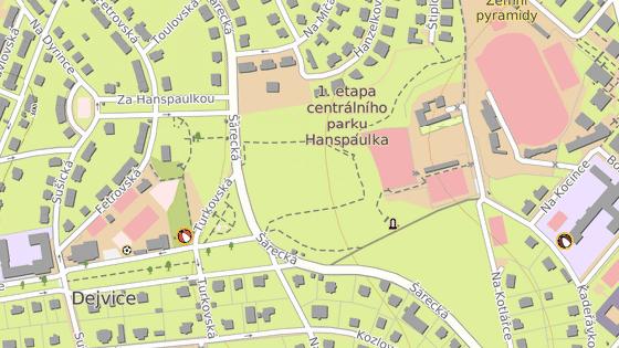 Pozemek, jehož většinový vlastník se odvolal k ministerstvu proti přírodní ochraně.