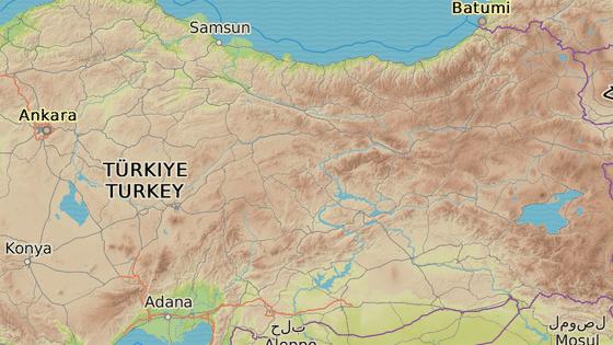 Provincie Tunceli