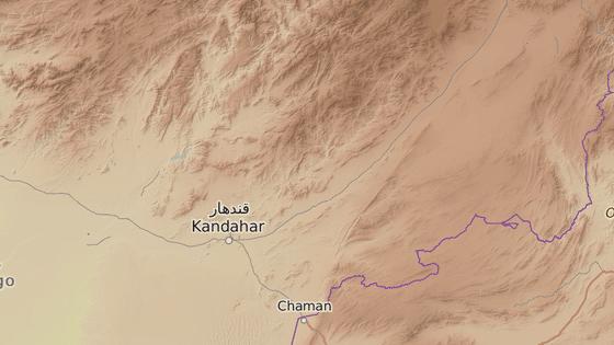 Vrtulník se zřítil v jihoafghánské provincii Zábul