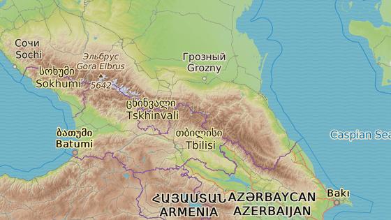 Machačkala, Dagestán