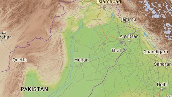 Multán, Pákistán