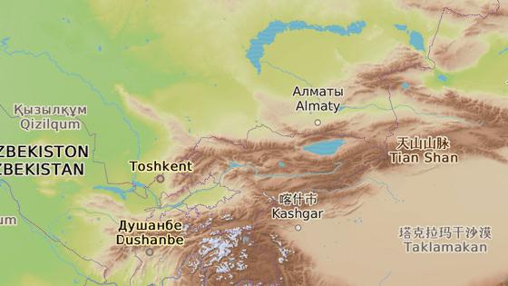 Almaty, Kazachstán