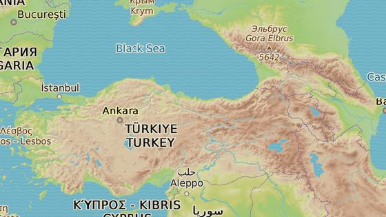 Letadlo bylo na cestě ze Soči do syrské Latákíje