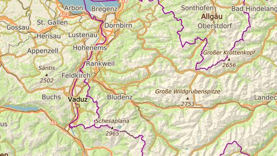 Nenzing, Rakousko