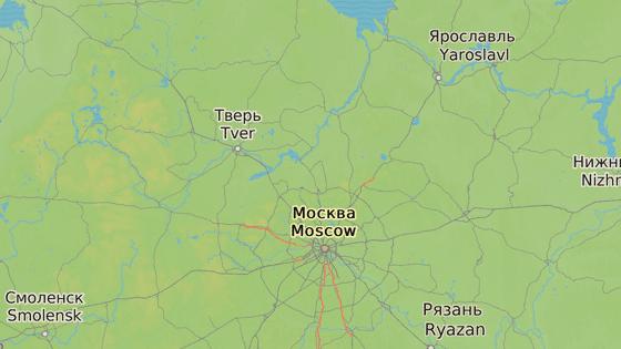 Tver, Rusko