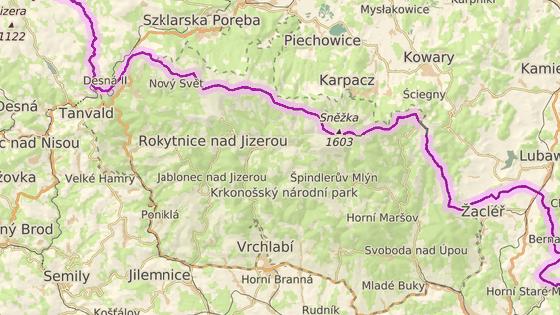 V Harrachově (červená) mají být sdruženáři a skoky na lyžích, ve Špindlu (modře) alpské lyžování kromě sjezdu, Pec pod Sněžkou (zelená) má hostit paralelní slalom na snowboardech a Malý Úpa (žlutě), akrobatické lyžování. Hokejový turnaj má být v Liberci.