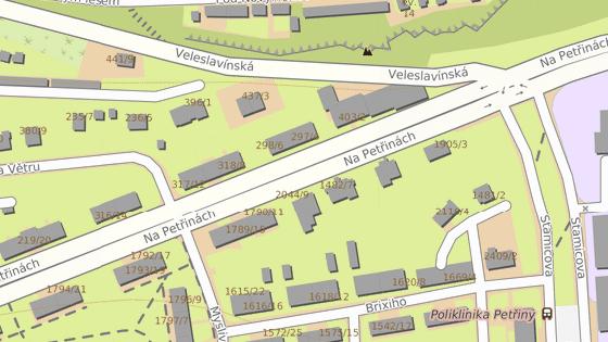 Vila na Petřinách, kterou chce majitel zbourat.