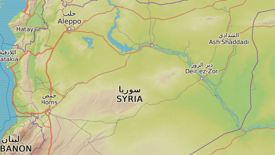 Dajr az-Zaur, kam OSN cht�la shodit humanit�rn� pomoc