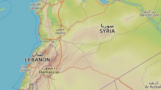 Tartús, Sýrie