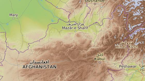 Talibanci napadli základu poblíž města Mazáre Šaríf na severu země.