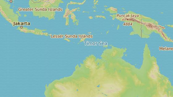 Japonská letka startovala z Timoru. Zero Osamu Kuda bylo sestřeleno při náletu na australský Broome.