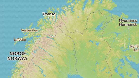 Ledový hotel se nachází v malé švédské vesnici Jukkasjärvi nedaleko města Kiruna za severním polárním kruhem.