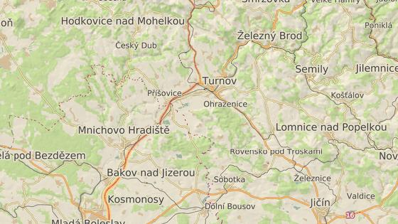 V Prachovských skalách v Českém ráji se zranili dva horolezci.