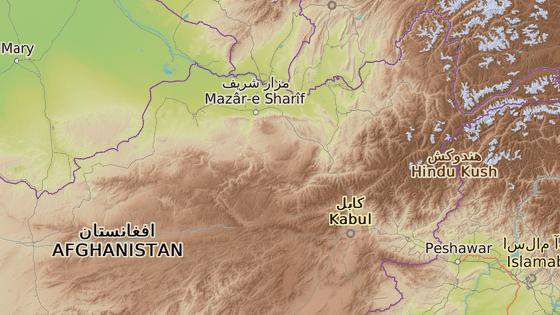 Džalálábád, Afghánistán