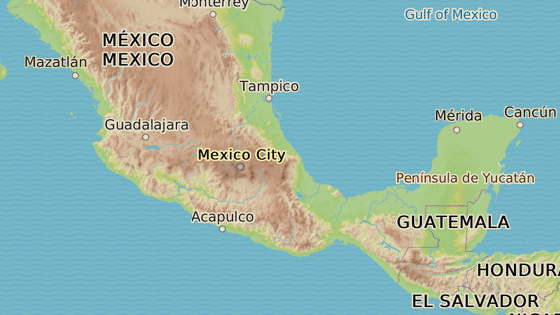 Totolpan, Mexiko
