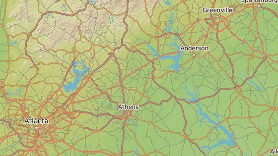 Townville je malé městečko poblíž Andersonu v Jižní Karolíně