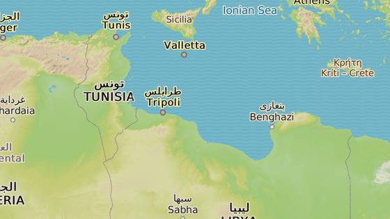 Zintán,Libye