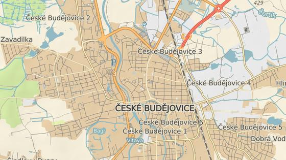 Výbuchy zničily kontejnery v Čéčově a Nerudově ulici v Českých Budějovicích.
