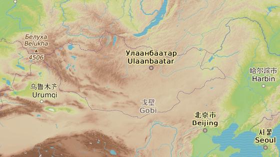 Ulánbátar, Mongolsko