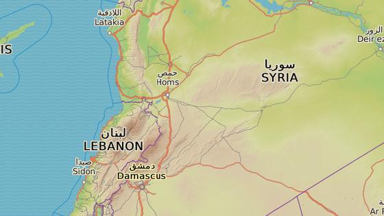 K v�buch�m v ned�li do�lo v syrsk�ch m�stech Dama�ek a Homs.