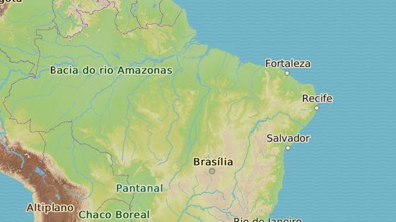 Bahía, Brazílie