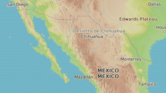 Tamaulipas, Mexiko