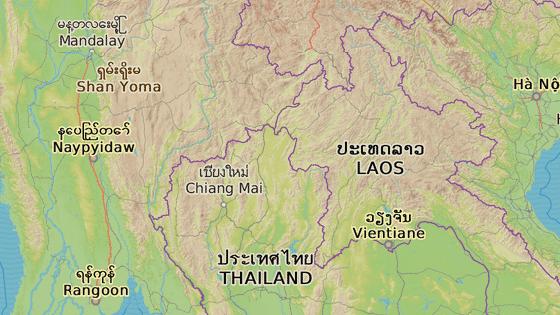 Provincie Chiang Rai