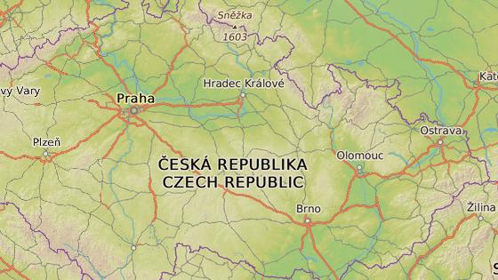 Slezská Osoblaha leží ve výběžku u česko-polských hranic severně od Krnova.