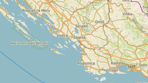 Poloostrov Zablače