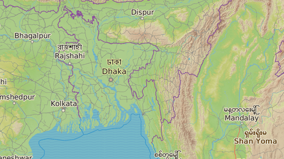 Manípur, Indie