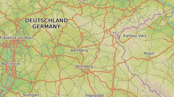 Útočník napadl cestující ve vlaku u města Würzburg