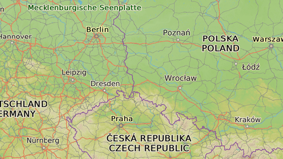 Eisenhüttenstadt leží v německo-polském pohraničí, asi 120 kilometrů od Berlína.