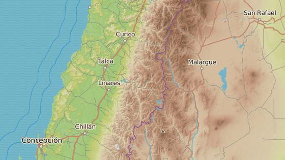Colonia Dignidad stála v odlehlém kraji na úpatí And poblíž města Parral.