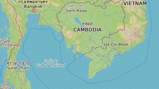 Sihanoukville, Kambodža