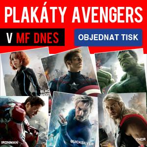 Avengers v MF DNES